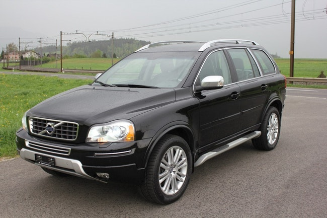 suv Volvo XC90 D5 AWD Husky Edition Geartronic