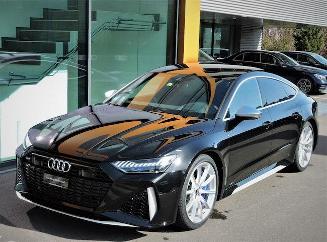 Audi RS7 Sportback MHEV 13'900 km 139'900 CHF - kaufen auf carforyou.ch - 1