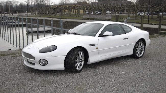 Aston Martin DB7 Vantage 44'000 km CHF44'000 - buy on carforyou.ch - 1