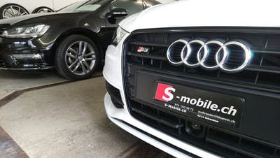 S-Mobile GmbH logo