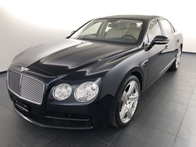 Bentley Flying Spur 4.0 9'900 km 97'500 CHF - acquistare su carforyou.ch - 1