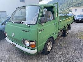 Toyota Hiace 1.6 BENZINA 35'000 km 5'900 CHF - buy on carforyou.ch - 2