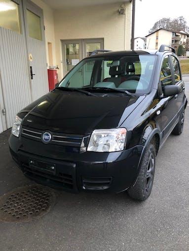 Fiat Panda 1.2 60 Climbing 4x4 190'000 km CHF3'900 - kaufen auf carforyou.ch - 1