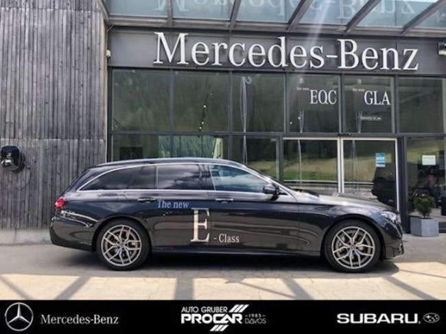Mercedes-Benz E-Klasse E 400 d AMG Line 4Matic 1 km CHF107'500 - buy on carforyou.ch - 1