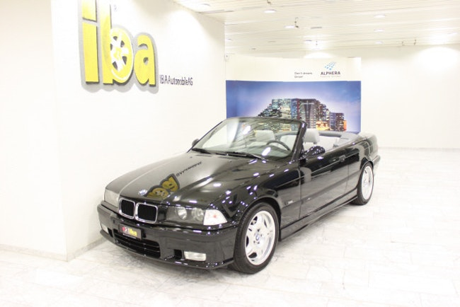 cabriolet BMW 3er 328i Cabrio