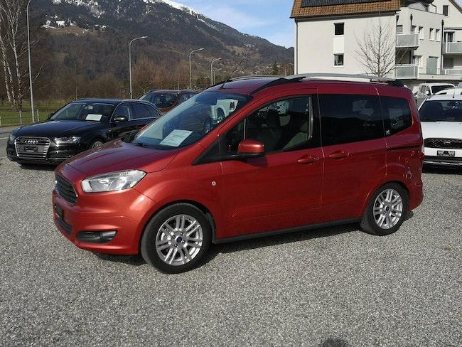 Ford Tourneo Courier ier 1.0 EcoB 100 Titanium 102'291 km CHF8'900 - acquistare su carforyou.ch - 1