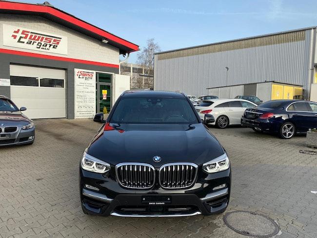 suv BMW X3 xDrive 30d Luxury Line Steptronic mit AHK + STHZ + Panoramadach