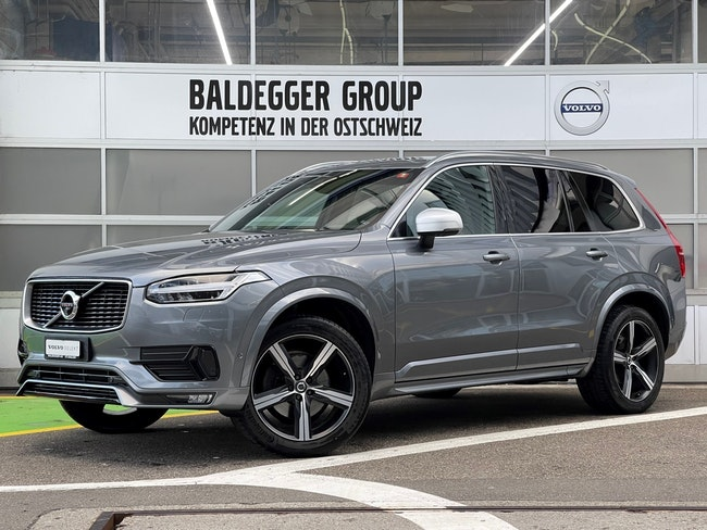 suv Volvo XC90 D5 AWD R-Design Geartronic
