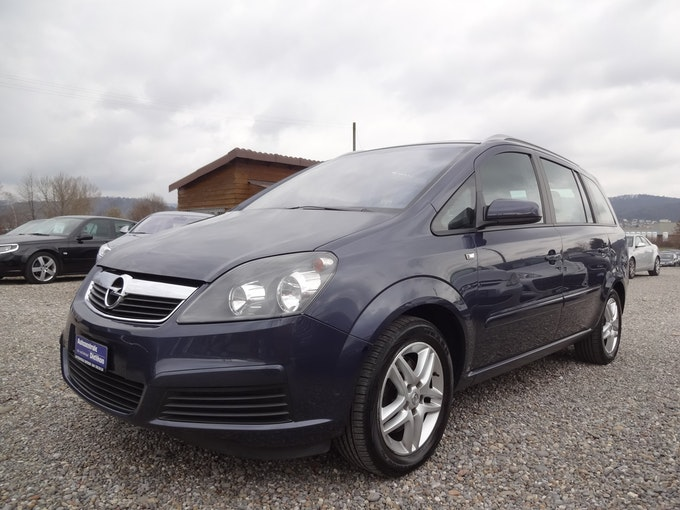 Opel Zafira 2.2i 16V Enjoy 181'000 km 4'990 CHF - acheter sur carforyou.ch - 1
