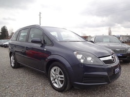Opel Zafira 2.2i 16V Enjoy 181'000 km 4'990 CHF - acheter sur carforyou.ch - 2