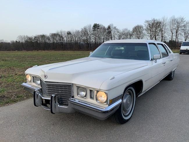 Cadillac Fleetwood 9 Place 165'708 km 12'900 CHF - acheter sur carforyou.ch - 1