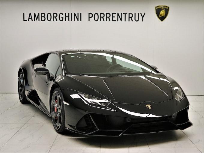 Lamborghini Huracan EVO Coupé DCT 1'490 km 258'500 CHF - acheter sur carforyou.ch - 1