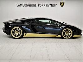 Lamborghini Aventador LP700-4 Coupé E-Gear 5'500 km CHF278'500 - acheter sur carforyou.ch - 2