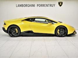 Lamborghini Huracan LP610-4 Coupé DCT 2'900 km 218'500 CHF - buy on carforyou.ch - 2
