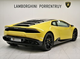 Lamborghini Huracan LP610-4 Coupé DCT 2'900 km 218'500 CHF - buy on carforyou.ch - 3