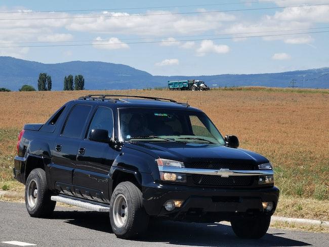 Chevrolet Avalanche 8.1 v8 vortec 318'000 km CHF9'999 - buy on carforyou.ch - 1