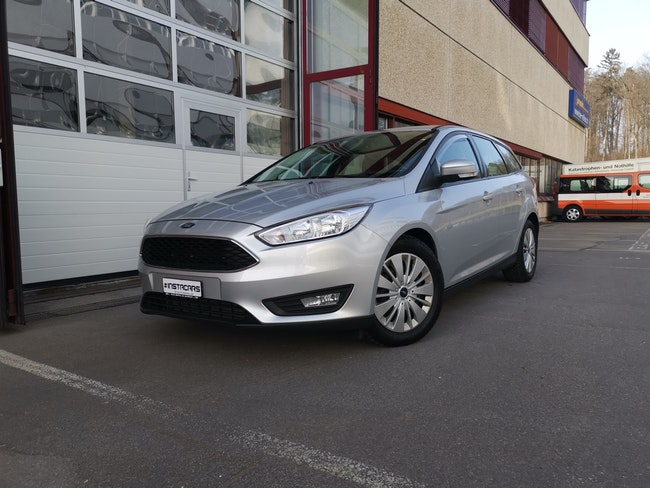 estate Ford Focus Station Wagon 2.0 TDCi 150 Business