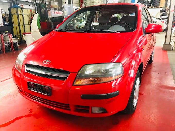 Daewoo Kalos 1200 S 180'000 km CHF999 - acquistare su carforyou.ch - 1
