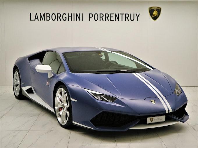 Lamborghini Huracan LP610-4 Avio Coupé DCT 4'850 km 224'500 CHF - acquistare su carforyou.ch - 1