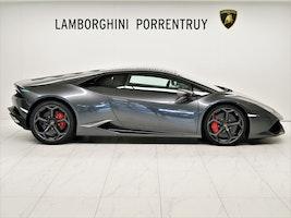 Lamborghini Huracan LP610-4 Coupé DCT 500 km 228'500 CHF - acheter sur carforyou.ch - 2
