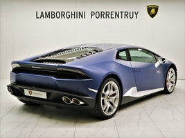 Lamborghini Huracan LP610-4 Avio Coupé DCT 4'850 km 224'500 CHF - acquistare su carforyou.ch - 3