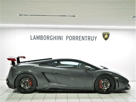 Lamborghini Gallardo LP570-4 Coupé Super Trofeo Lim. Ed. 150 E-Gear 32'900 km 188'500 CHF - buy on carforyou.ch - 2