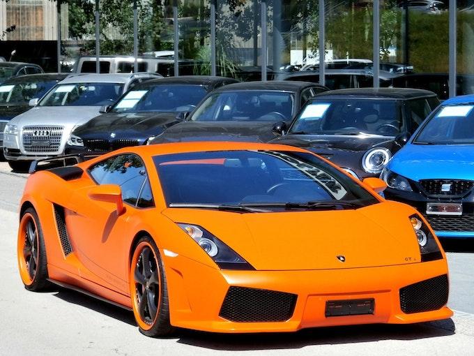 Lamborghini Gallardo 5.0 V10 Coupé 14'900 km 124'500 CHF - kaufen auf carforyou.ch - 1