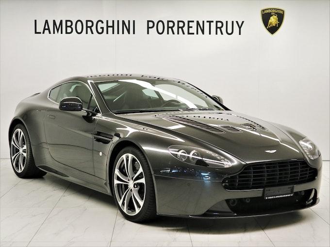 Aston Martin V8/V12 Vantage V12 Vantage 5.9 5'500 km 128'500 CHF - acquistare su carforyou.ch - 1