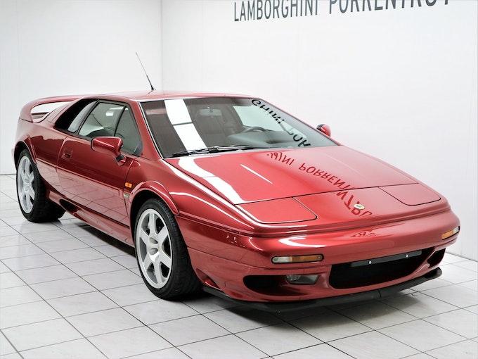 Lotus Esprit 3.5 V8 GT 16'900 km 84'500 CHF - acquistare su carforyou.ch - 1