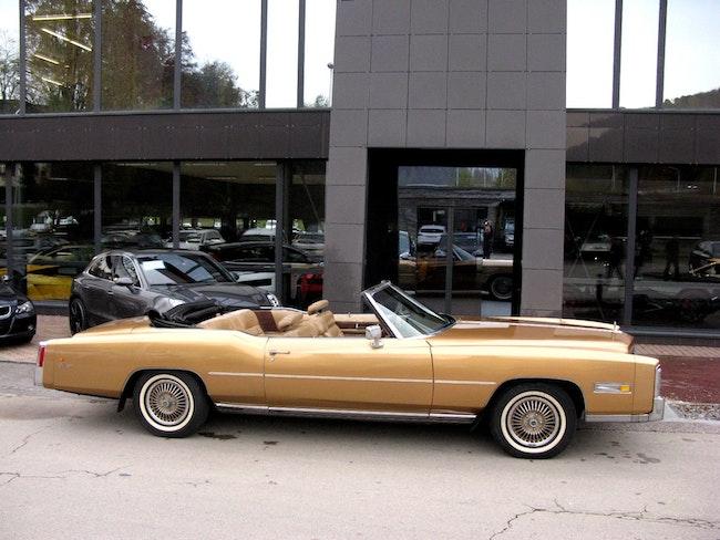 Cadillac Eldorado ELDORADO 90'000 km CHF36'500 - kaufen auf carforyou.ch - 1