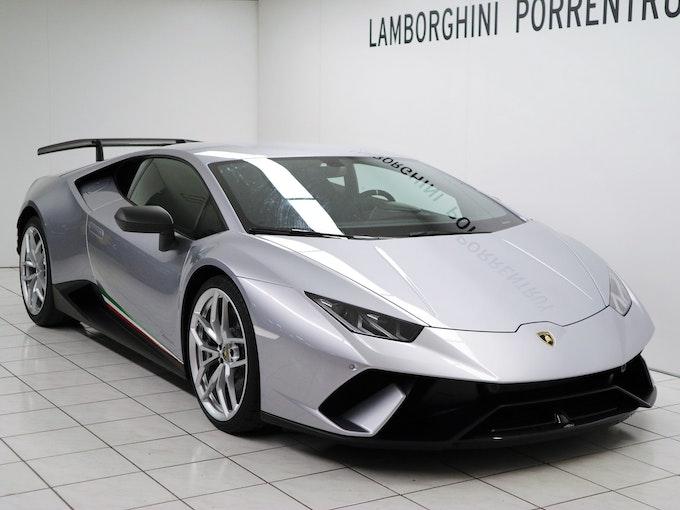 Lamborghini Huracan LP640-4 Coupé Performante DCT 6'800 km 258'500 CHF - acquistare su carforyou.ch - 1