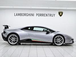 Lamborghini Huracan LP640-4 Coupé Performante DCT 6'800 km 258'500 CHF - acquistare su carforyou.ch - 2