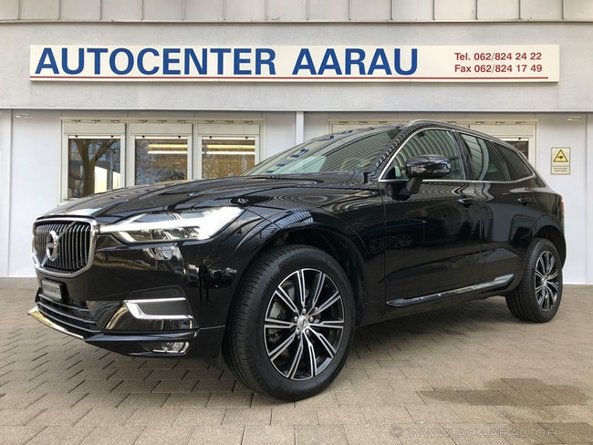 suv Volvo XC60 T5 AWD Inscription Geartronic