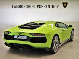 Lamborghini Aventador LP700-4 Coupé E-Gear 380 km 498'500 CHF - buy on carforyou.ch - 3