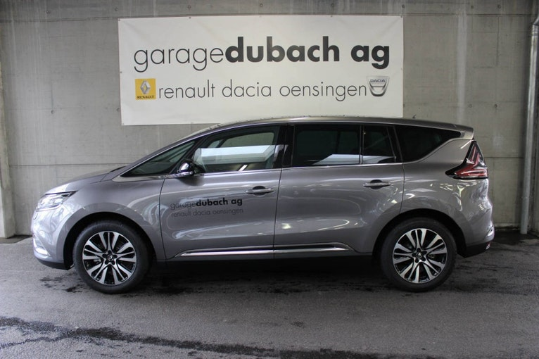 Renault Espace 1.8 TCe 225 Initiale EDC 22'000 km 36'900 CHF - buy on carforyou.ch - 1