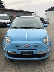 Fiat 500 1.4 16V Lounge 210'000 km CHF4'700 - kaufen auf carforyou.ch - 2
