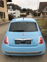 Fiat 500 1.4 16V Lounge 210'000 km CHF4'700 - kaufen auf carforyou.ch - 3