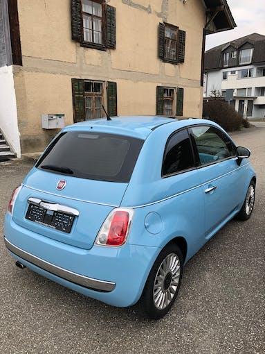 Fiat 500 1.4 16V Lounge 210'000 km CHF4'700 - kaufen auf carforyou.ch - 1