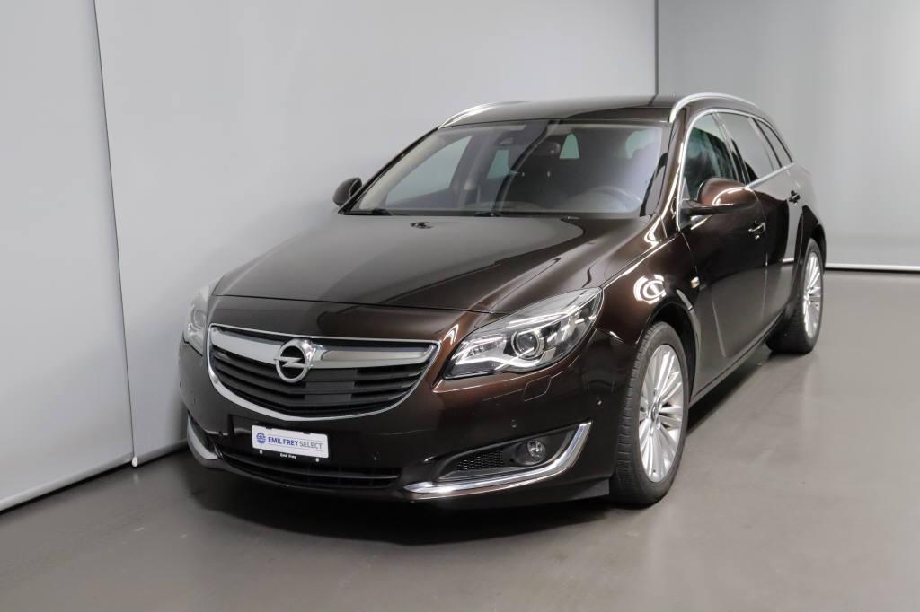 Opel Insignia 2.0 Cdti Kokemuksia
