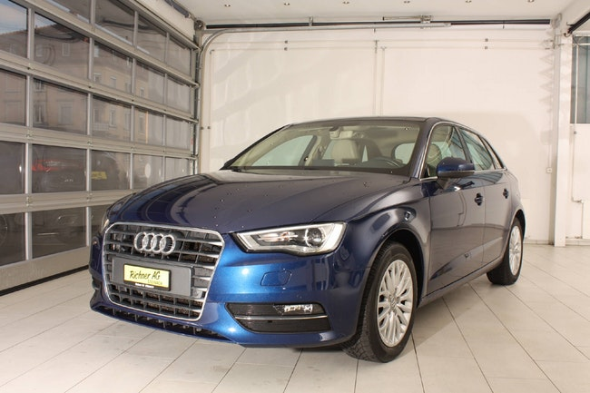 saloon Audi A3 Sportback 1.4 T FSI ultra Ambiente S-