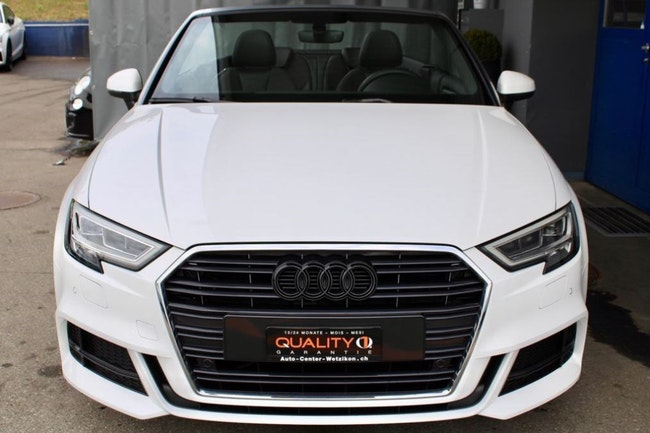 saloon Audi A3 Cabriolet 35 1.5 TFSi S line