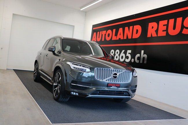 suv Volvo XC90 T6 AWD Inscription Geartronic