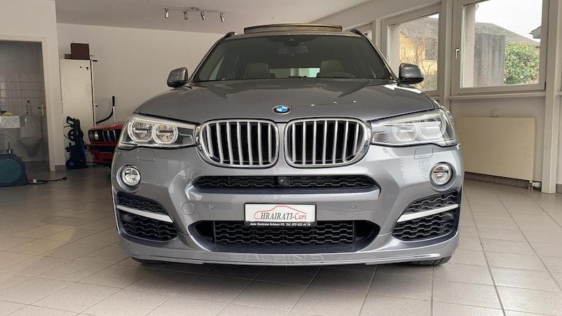 BMW Alpina XD3 Switch-Tronic 123'000 km CHF38'900 - acheter sur carforyou.ch - 1
