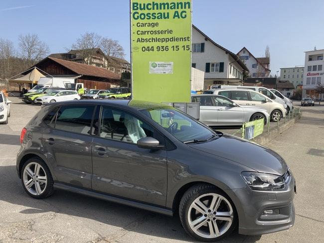 saloon VW Polo 1.0 TSI 110 BlueMT beats DSG