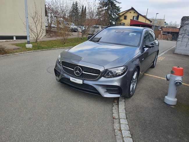 estate Mercedes-Benz E-Klasse E 43 AMG 4 Matic 9G-Tronic