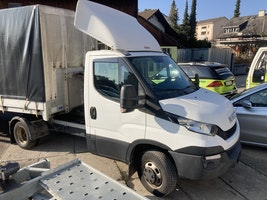 Iveco Daily / Turbo Daily 50 C 17 P  Sattelschlepper 191'000 km 36'400 CHF - acquistare su carforyou.ch - 3
