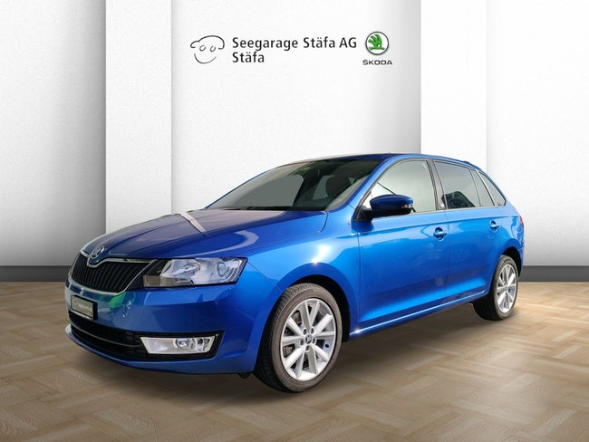 estate Skoda Rapid Spaceback 1.2 TSI Swiss Joy