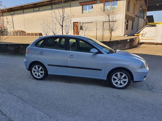 saloon SEAT Ibiza 1.4 16V Stylance