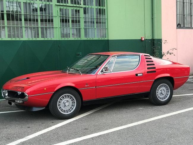 Alfa Romeo Montreal 90'000 km 89'000 CHF - acheter sur carforyou.ch - 1