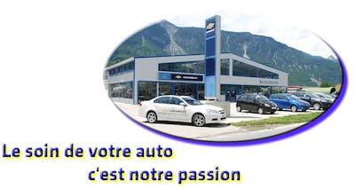 Passion Auto SA logo